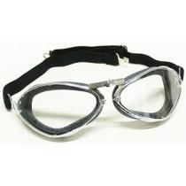 Aviator goggle Jeantet 4400 chrome
