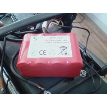 Batterie moto LiFePO4