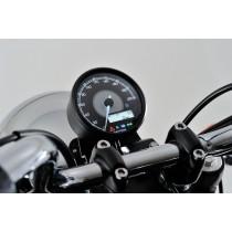 Compteur (+rpm) Velona BLACK 80mm