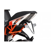 KTM Support plaque Highsider