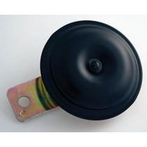 Klaxon noir 80mm