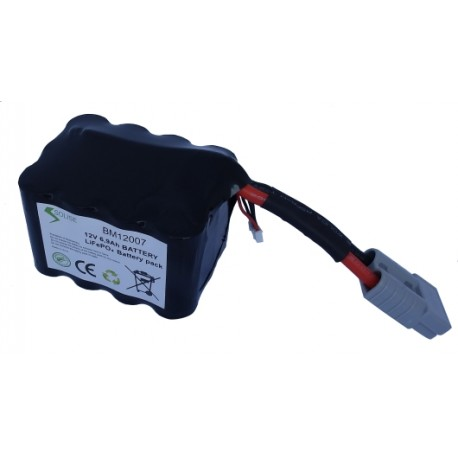 Solise Batterie solise LiFePO4 (750-1200cm3)