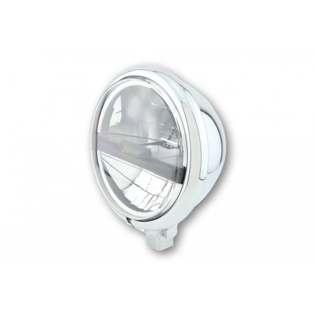 Highsider BATES full Led (typ5) chrome