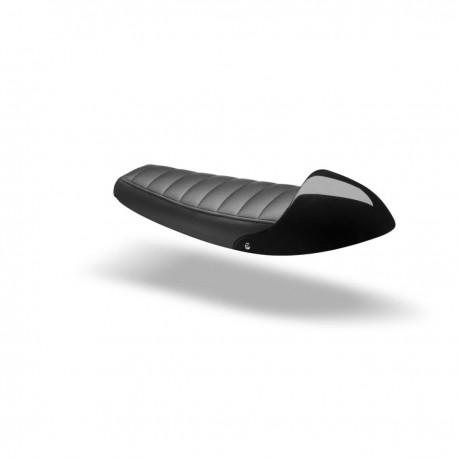 Selle bi-place avec capot de selle pour SR400 / SR500 CARB noire