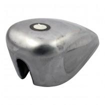 Réservoir Bobber sportster style 2.25 G, côtés plats