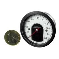 Compteur Motoscope Tiny noir