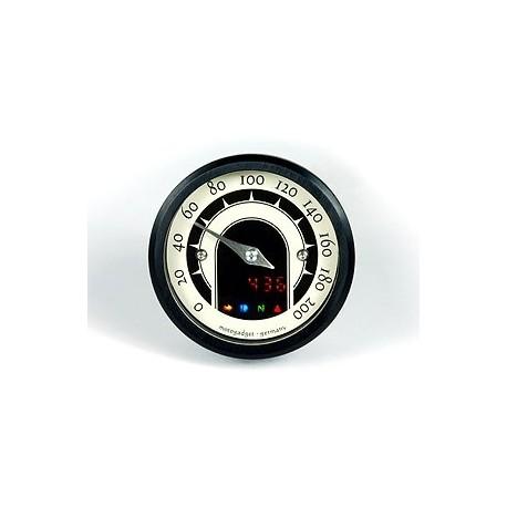 Motogadget Compteur Motoscope Speedster