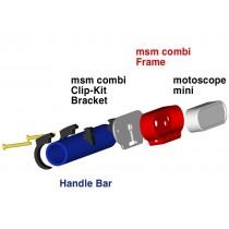 Motogadget Clamp guidon Motoscope Mini