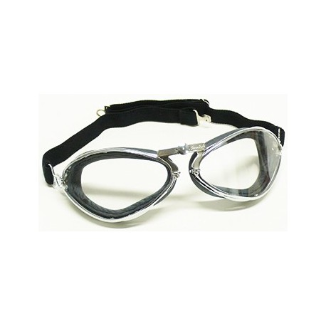 Aviator goggle Jeantet 4400 chrome
