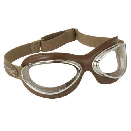 Jeantet 4602 cuir marron chrome