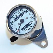 Compteur inox 60mm