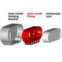 Motogadget Cup Motoscope Mini+msm combi