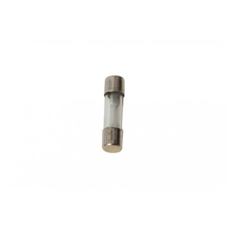 5 Fusibles verre 25mm