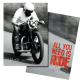 All you need is ride