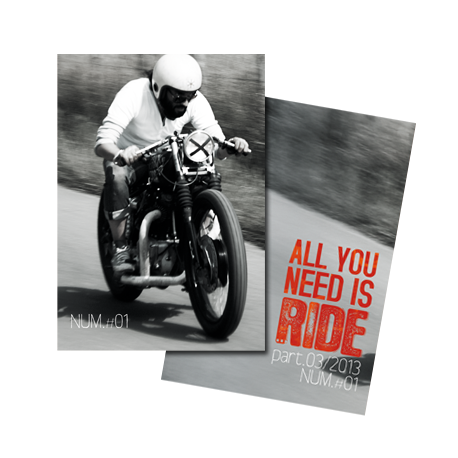 Magazine: All you need is ride