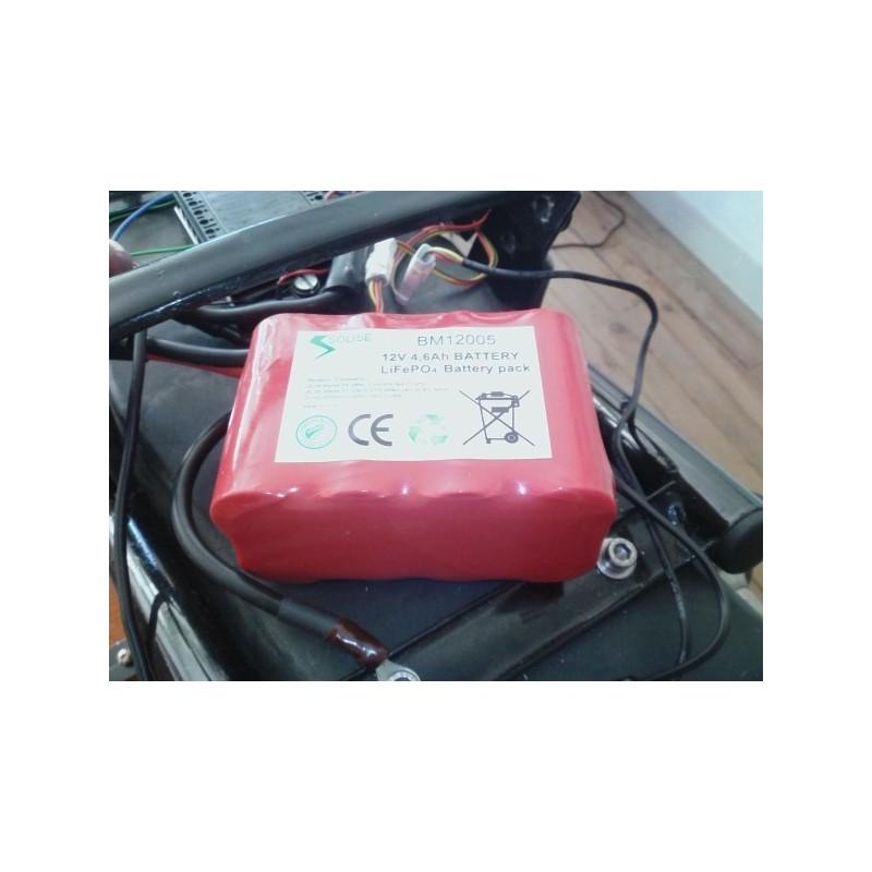 batterie moto ultra plate