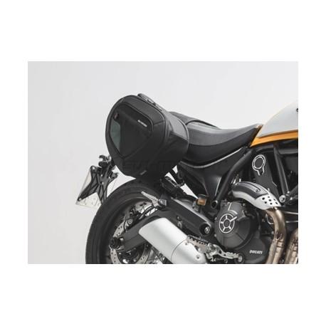 "SW Motech Sacoches ""Blaze"" Ducati Scrambler"