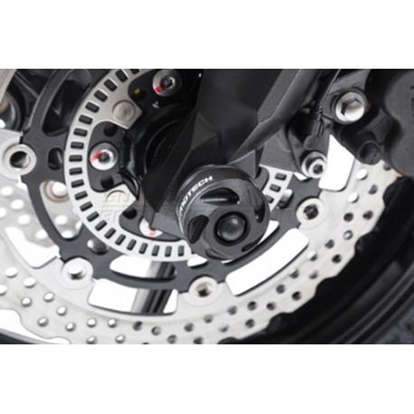 SW Motech Protection axe fourche Ducati Scrambler