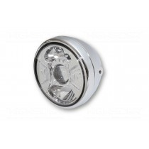 Highsider RENO typ2 (full LED) noir ou chrome