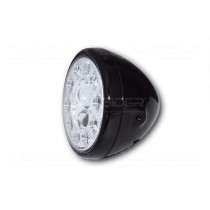 Highsider RENO typ1 (full LED) noir ou chrome