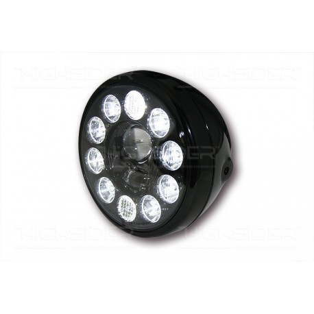 RENO typ1 (full LED) noir ou chrome