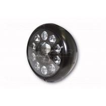 HD typ1 (full LED) noir ou chrome
