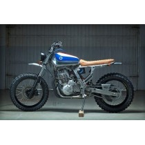 Highway Hawk Garde-boue Scrambler 115mm
