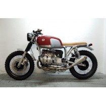 Highway Hawk Garde-boue Scrambler 105mm