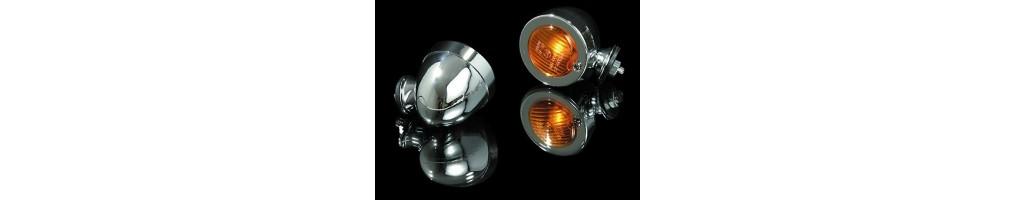 Clignotants à ampoule