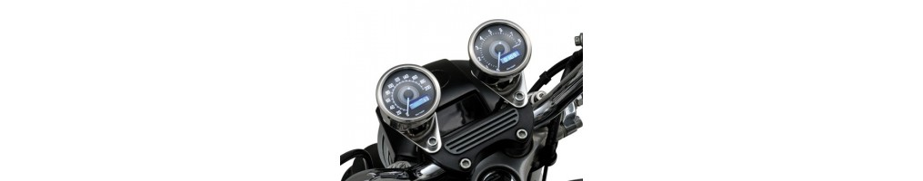 Compteurs moto Daytona