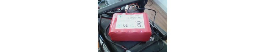 Mini batterie solise lithium lifepo4