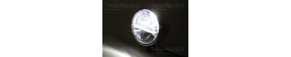 Phares Full LED